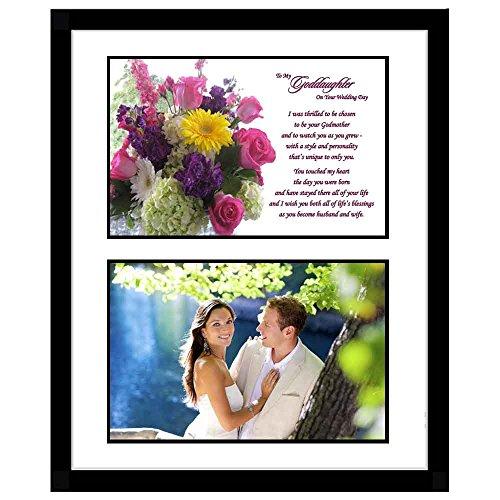 Goddaughter Wedding Gift - Wedding or Bridal Shower Gift ...