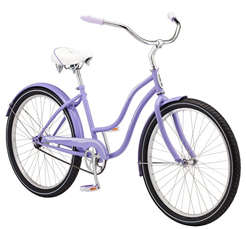 (Schwinn Talia Women's Cruiser Bicycle, 26