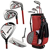 Ping Moxie K Complete Golf Sets, Right, 6-7 years