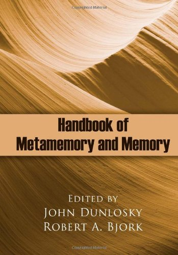 Handbook of Metamemory and Memory by Brand: Psychology Press
