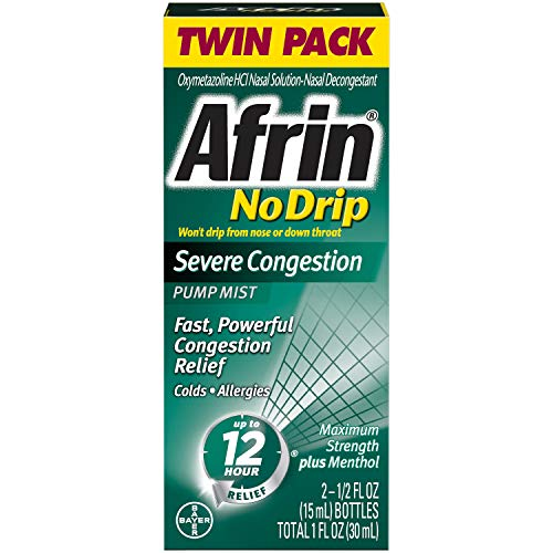 Afrin No Drip Severe