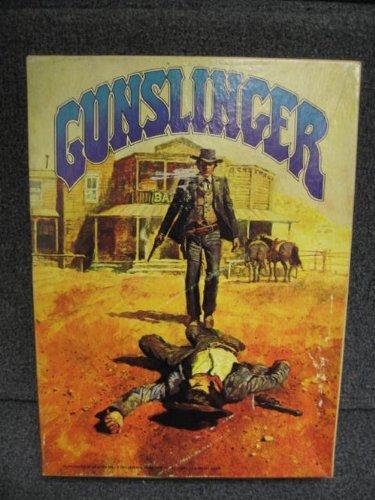 Gunslinger: Game of Western Gunfights (Bookcase Game) [BOX SET]