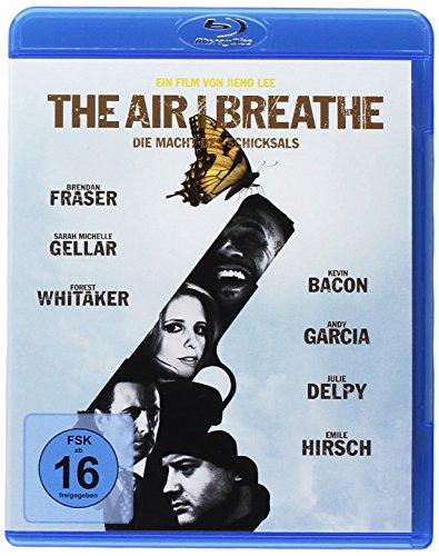 The Air I Breathe - Die Macht des Schicksals, 1 Blu-ray