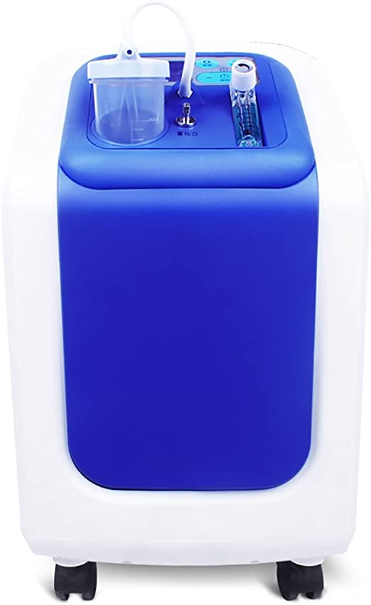 Máquina de oxígeno MC Concentrador de oxígeno: purificador de Aire ...