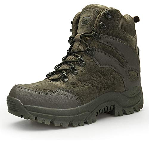 pit4tk Men's Fashion Tactical Boots Desert Boots for, used for sale  Delivered anywhere in Canada