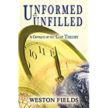 Unformed And Unfilled