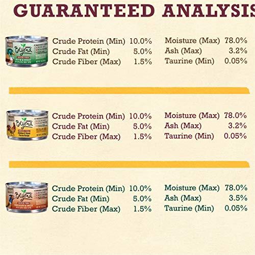 Purina Beyond Grain Free, Natural, Adult Wet Cat Food 7