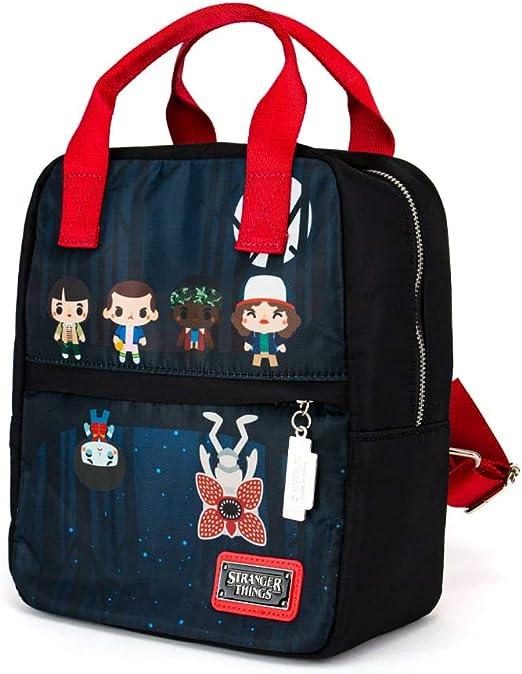 Mini mochila Stranger Things