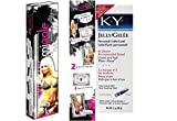 Bundle Package Of MI-Pole Professional Dance Pole 9ft/Pads And a K-Y Jelly 2oz. Tube