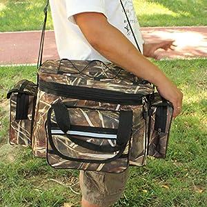 Kinberry Waterproof Fishing Bag...