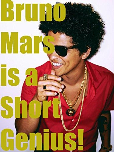 Bruno Mars is a Short Genius (Bruno Mars Music)