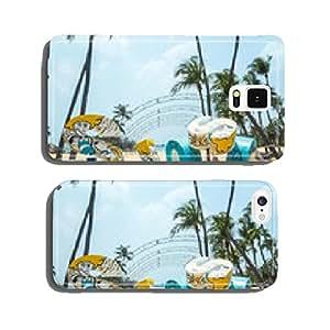 Siloso Beach Sentosa Singapore cell phone cover case iPhone5