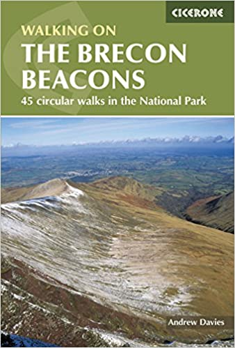 Brecon Beacons guidebook (Cicerone)