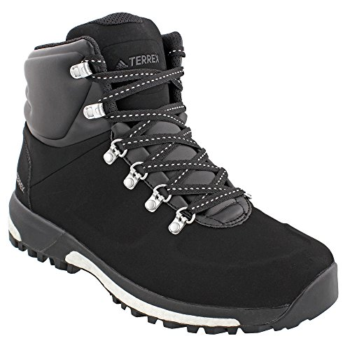 adidas outdoor Terrex Pathmaker CW Boost Boot - Men's Black/Chalk White/Tech Silver Met, 13.0 by adidas (Image #1)