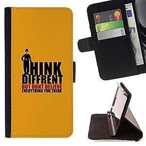 LG Magna / G4C / H525N H522Y H520N H502F H500F (G4 MINI,NOT FOR LG G4)Case , Orden de Orange Supresión Conspiración- la tarjeta de Crédito Slots PU Funda de cuero Monedero caso cubierta de piel