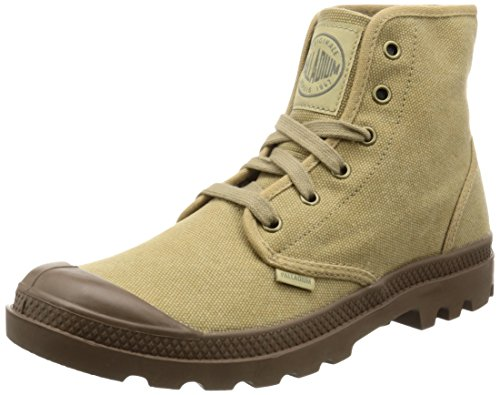 Palladium Men's Pampa Hi Canvas Boot - stylishcombatboots.com