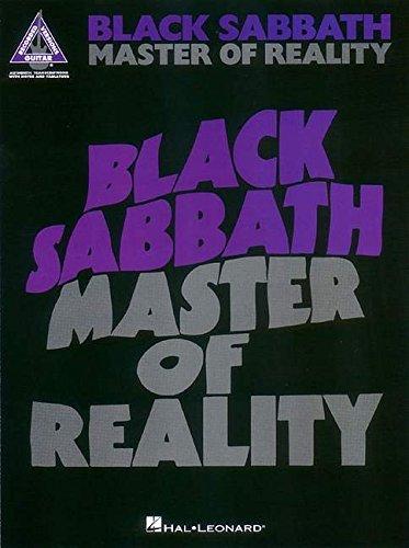 Guitar Black Sabbath (Black Sabbath - Master of Reality)