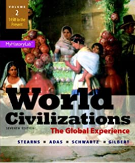 Amazon discovering the global past volume ii 9781111341435 world civilizations the global experience volume 2 7th edition fandeluxe Choice Image