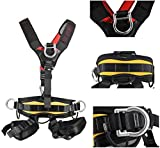 YXGOOD Climbing Harness,Full Body Safety Harness
