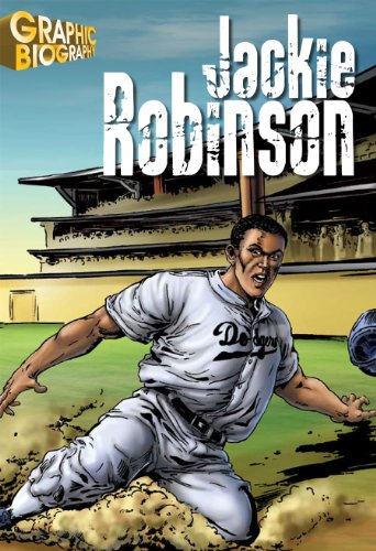 Jackie Robinson, Graphic Biography