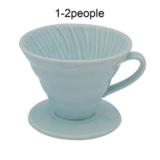 COKFEB Filtro de café Motor de gotero de café de cerámica de Japón ...