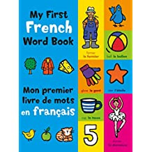 My First French Word Book (French Edition)
