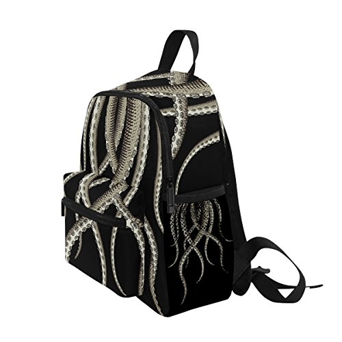 nbsp;School nbsp;Bag nbsp;Girls Ocean Octopus Creature nbsp;Book nbsp;Backpack nbsp;Toddler nbsp;for Boys ZZKKO Kids xqX0wCf
