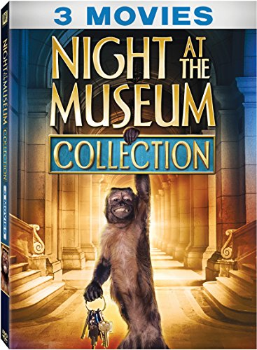Night At The Museum 3 Movie Collection