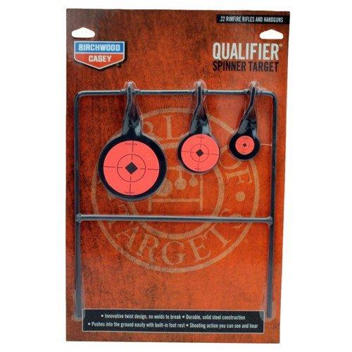 Qualifier .22 Spinner Target - GhillieSuitShop