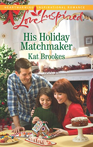 book cover of His Holiday Matchmaker