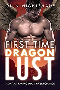 First Time Dragon Lust by Odin Nightshade ebook deal