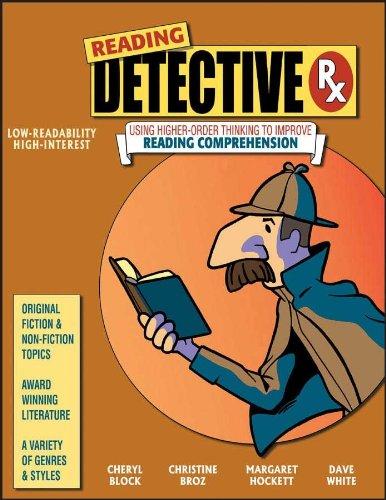 Amazon.com: Reading Detective Rx (9780894558016): Cheryl Block ...