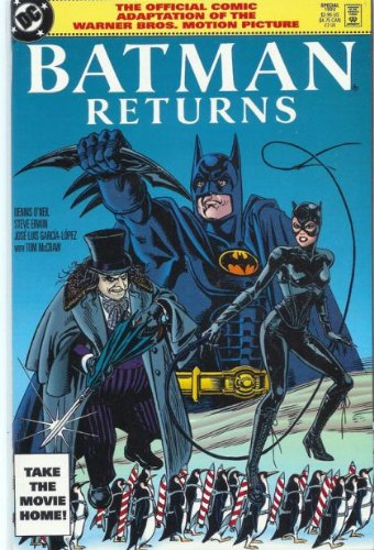 (Batman Returns: the Official Comic Adaptation of the Warner Bros. Motion Picture)