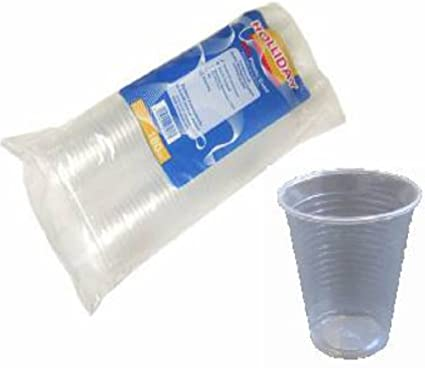 10,000 18 angelsharkseries/190 ml transparente plástico vasos desechables precipitados - dispensador agua pajas Máquina