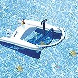 Jet Net Remote Control Swimming Pool Skimmer Leaf Net