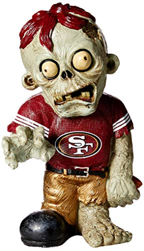 - San Francisco 49ers Resin Zombie Figurine