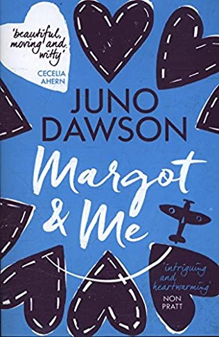 book cover of Margot & Me
