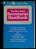 The New World Secretarial Handbook, Abraham E. Klein and Jeanette L. Bely, 0529050897