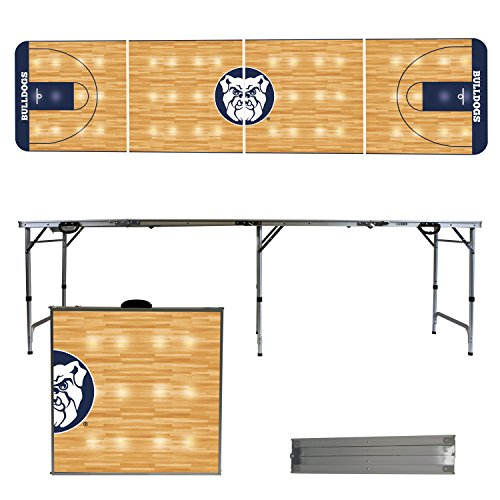 NCAA Butler University Bulldogs basketball Court Version 8' Folding Tailgate Table by Victory Tailgate