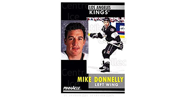 Amazon.com: (CI) Mike Donnelly Hockey Card 1991-92 Pinnacle (base) 299 Mike Donnelly: Collectibles & Fine Art