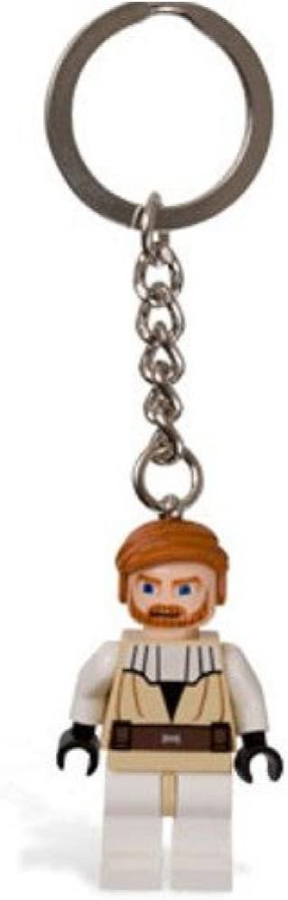LEGO Star Wars OBI-Wan Kenobi Clone Commander Key Chain 852351