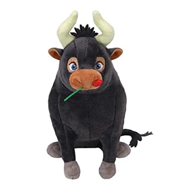 Ty – Ferdinand, Bull (United Labels Iberian 42264ty), Brown, 15cm/5.9in: Toys & Games