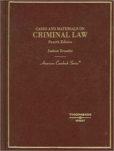1. Features of Criminal Law