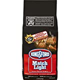 Kingsford Match Light Charcoal Briquettes, 6.2 Pounds (Pack of 2)