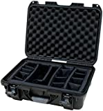 Gator Cases GU-1711-06-WPDV Titan Series Waterproof Equipment with Divider Insert 17'' x 11.8'' x 6.4''