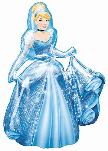 Disney Cinderella Gliding Balloon [1 Retail Unit(s) Pack] - -
