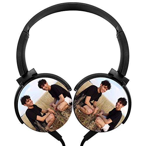 Wired Stereo Headphone You Dobre Twins Portable Noise Cancelling Over Ear Headset Earphone Earpiece