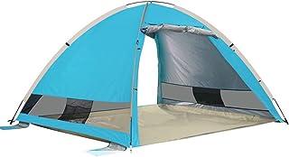 Huang Dog-shop Tente De Plage Outdoor Vision UV Protection Solaire Camping Automatique De Pêche De D'ombre De Sun pour Le 3-4 Personnes