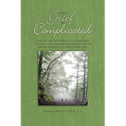 When Grief Is Complicated: A Model for Therapists to Understand, Identify, and Companion Grievers Lost in the Wilderness of Complicated Grief (The Companioning Series)