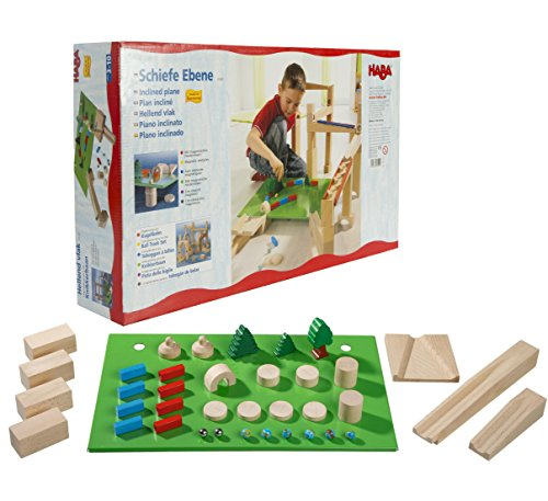 Ball track - Inclined Plane by HABA